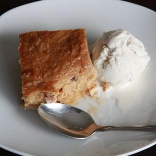 pain patat - pain patate - sweet potato bread pudding
