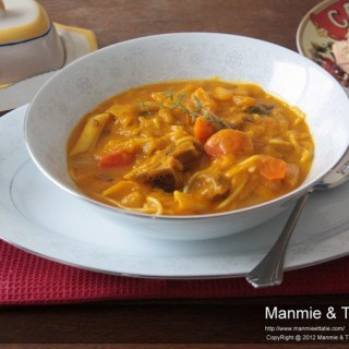 soup joumon du 1er janvier