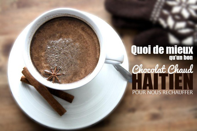 chocolat chaud haitien