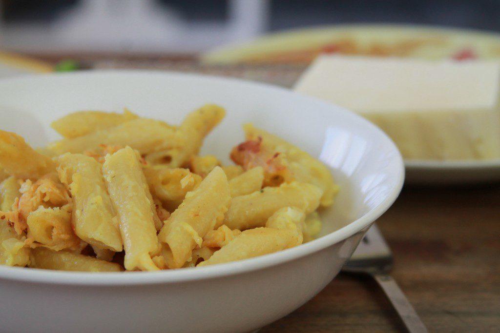 macaroni gratiné haitien