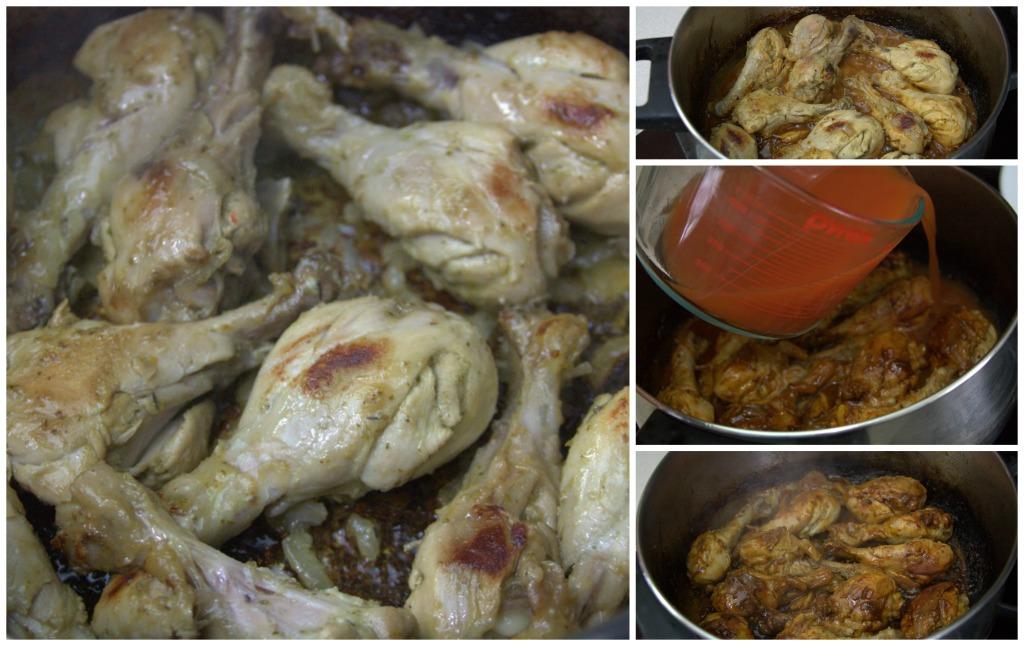 cuire-le-poulet-et-couleur