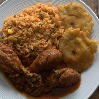 poulet en sauce haitien